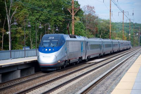 amtrak acela express train 480
