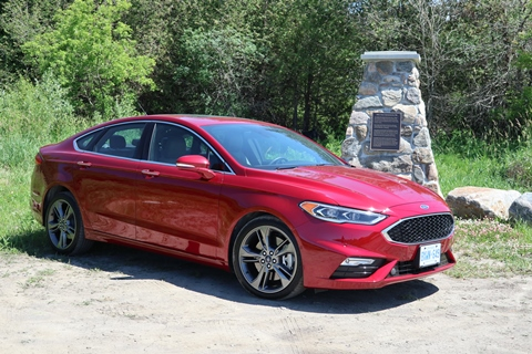 ford fusion 2018 480