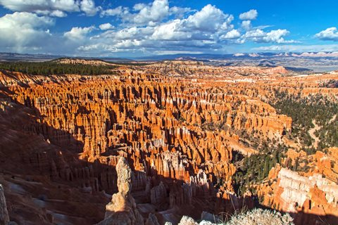 Bryce Canyon National Park, l'Amphithéatre
