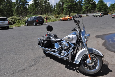 Harley-Davidson, Grand Canyon National Park