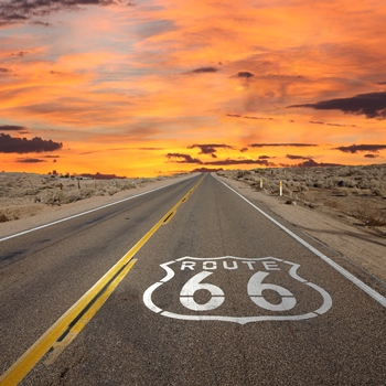 route 66 350